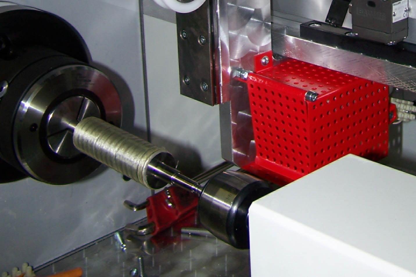 Lagenwickeln - F.U.R. Wickeltechnologie - Wickelmaschinen und ...